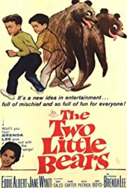 The Two Little Bears Poster