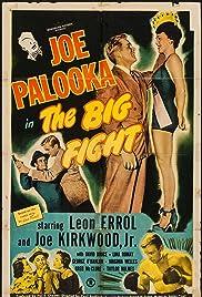 Joe Palooka in the Big Fight Poster