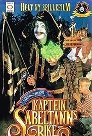 Drømmen om kaptein Sabeltanns rike Poster