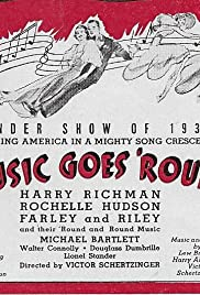 The Music Goes 'Round Poster