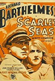 Scarlet Seas Poster