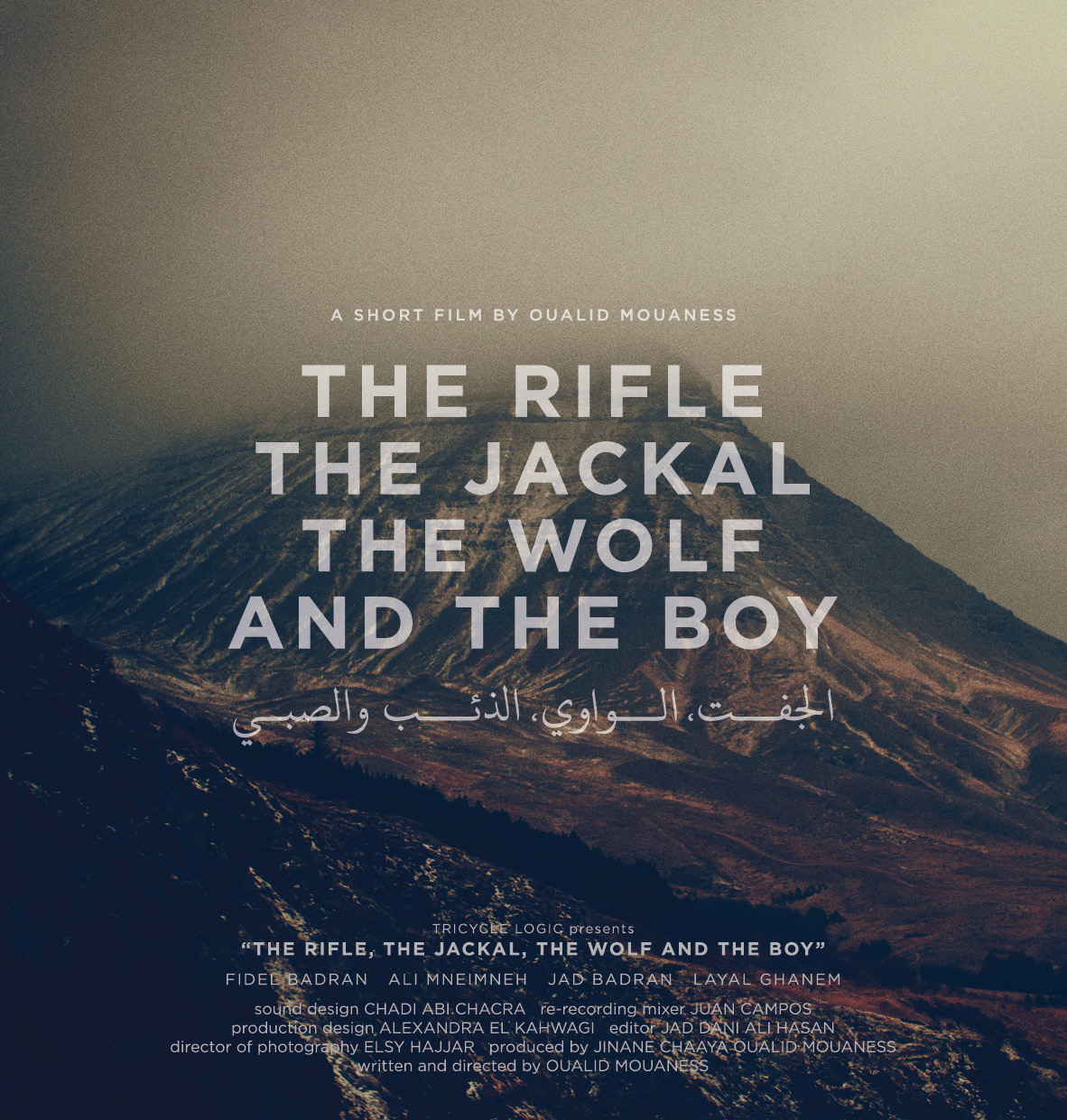 image The Rifle, the Jackal, the Wolf, and the Boy Watch Full Movie Free Online