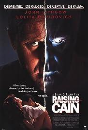 Raising Cain Poster