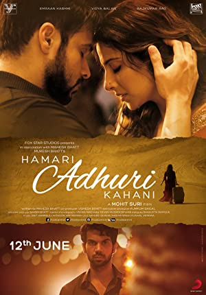 Hamari Adhuri Kahani 2015 Hindi DvDRip