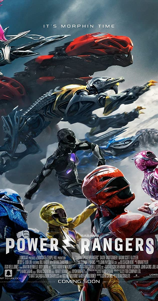 Power Rangers (2017) Online