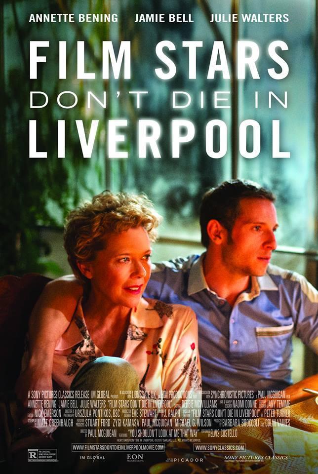 Film Stars Don't Die in Liverpool BluRay