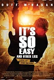 It's So Easy and Other Lies(2015) Poster - Movie Forum, Cast, Reviews