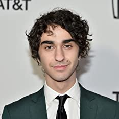 Alex Wolff at an event for My Friend Dahmer (2017)