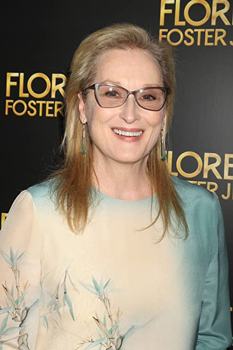 Meryl Streep at an event for Florence Foster Jenkins (2016)