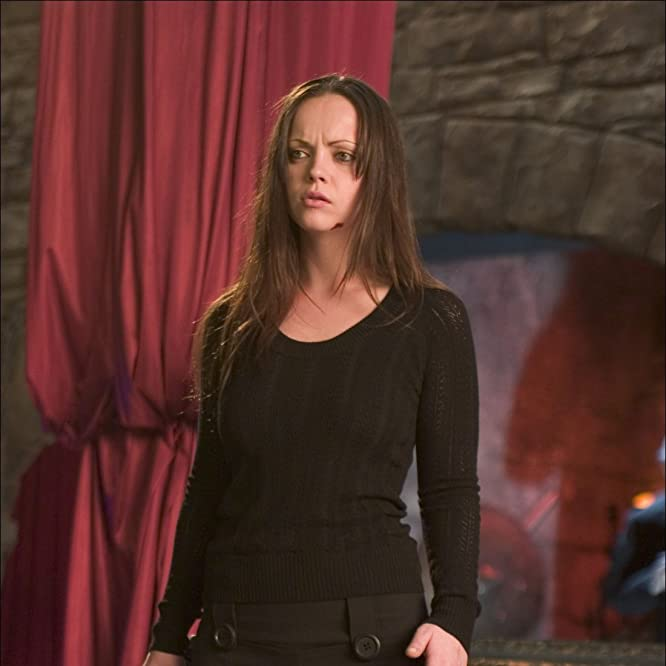 Christina Ricci in Cursed (2005)