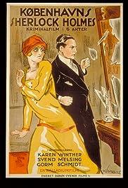 Københavns Sherlock Holmes Poster