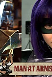 Hit Girl's Detachable Sword: Kick-Ass Poster