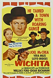 Wichita(1955) Poster - Movie Forum, Cast, Reviews