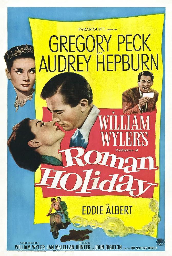 Atostogos Romoje / Roman Holiday (1953)
