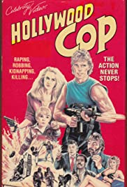 Hollywood Cop Poster