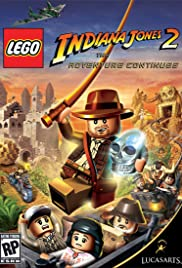 Lego Indiana Jones 2: The Adventure Continues (2009) Poster - Movie Forum, Cast, Reviews