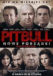 Pitbull. New Order poster