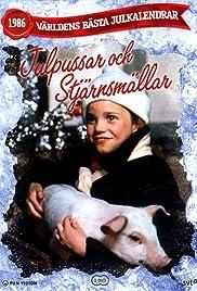 Julpussar och Stjärnsmällar Poster