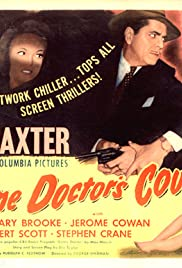 The Crime Doctor's Courage Poster