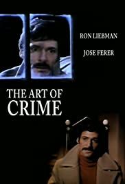 The Art of Crime Poster