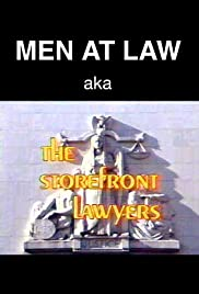 Men at Law Poster