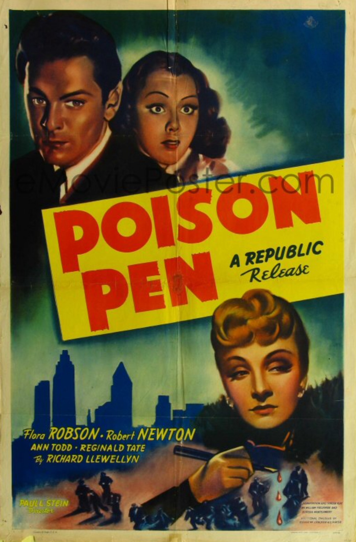 image Poison Pen Watch Full Movie Free Online