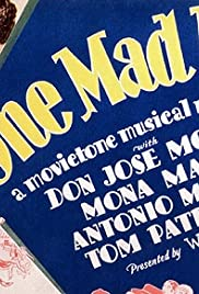 One Mad Kiss Poster
