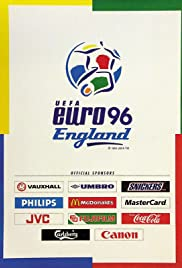 1996 UEFA European Football Championship Poster