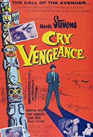 Cry Vengeance (1954) Poster - Movie Forum, Cast, Reviews