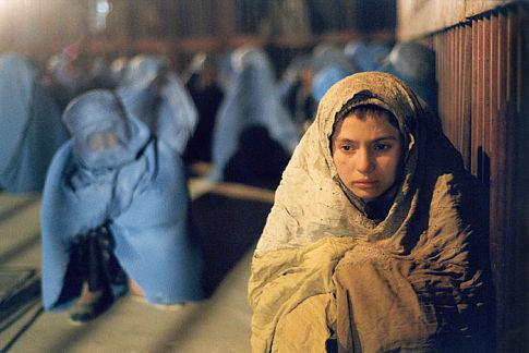 Marina Golbahari in Osama (2003)