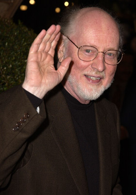 John Williams at an event for Harry Potter and the Sorcerer's Stone (2001)