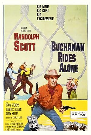 watch Buchanan Rides Alone full movie 720