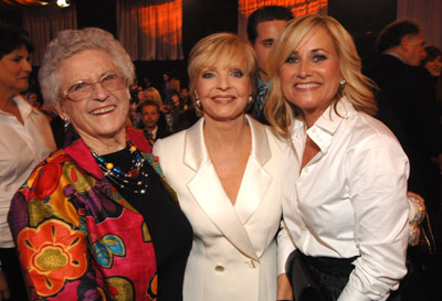 Florence Henderson, Ann B. Davis, and Maureen McCormick at The 5th Annual TV Land Awards (2007)