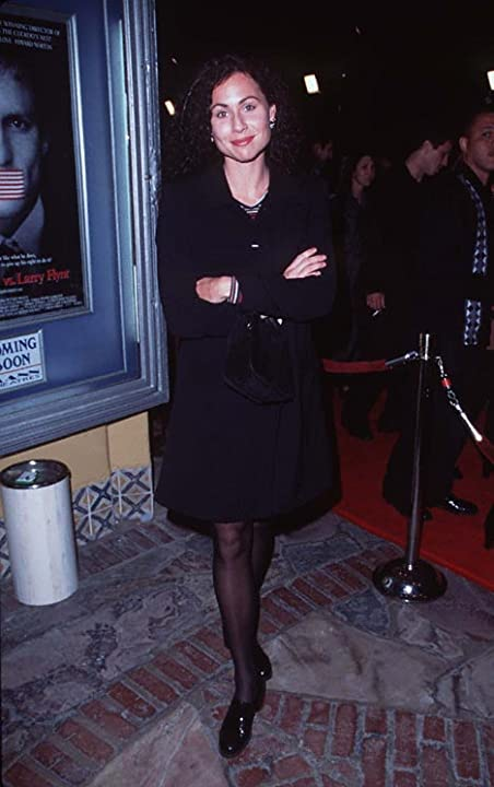 Minnie Driver at an event for The People vs. Larry Flynt (1996)