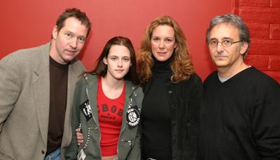 D.B. Sweeney, Elizabeth Perkins, Fred Berner, and Kristen Stewart at Speak (2004)