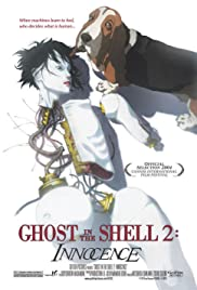 Ghost in the Shell 2: Innocence  Poster