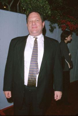 Harvey Weinstein at Dogma (1999)