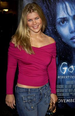 Alison Sweeney at Gothika (2003)