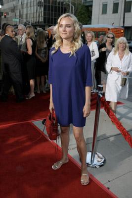 Diane Kruger at Sicko (2007)