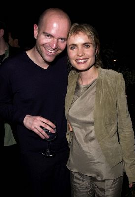 Marc Forster and Radha Mitchell