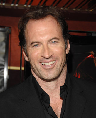 Scott Patterson at an event for Saw IV (2007)