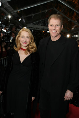 Noah Emmerich and Patricia Clarkson at Dreamgirls (2006)