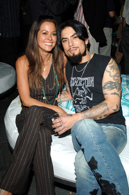 Dave Navarro and Brooke Burke-Charvet at an event for Rock Star: INXS (2005)