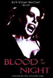 Blood in the Night Poster
