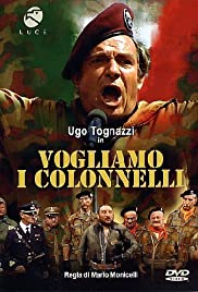 Vogliamo i colonnelli (1973) Poster - Movie Forum, Cast, Reviews
