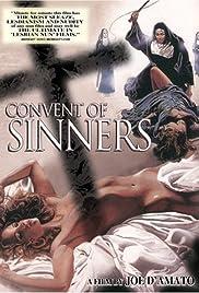 La monaca del peccato Poster