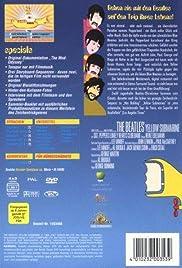 The Beatles Yellow Submarine Adventure Poster
