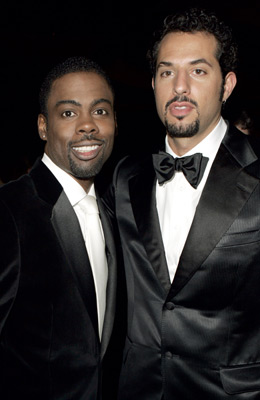 Chris Rock and Guy Oseary