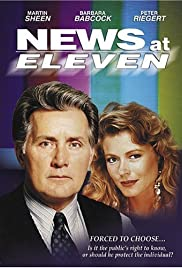 News at Eleven Poster