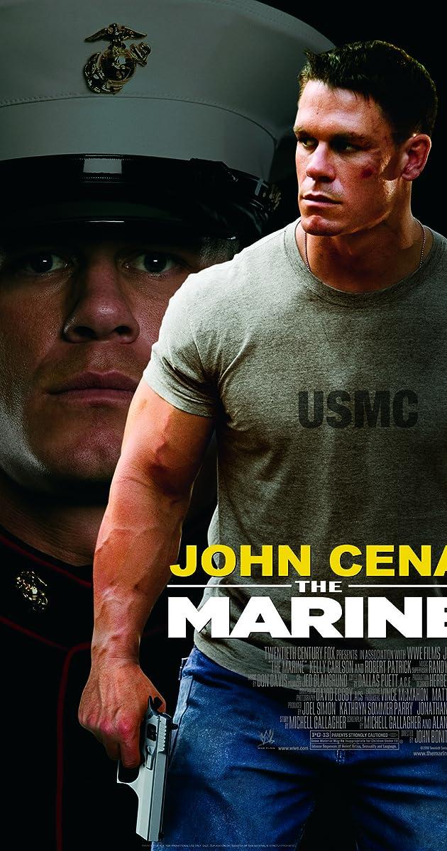 Jūrų pėstininkas / The Marine (2006) Online